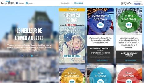 Les habitants de Québec vous font de l'effet... - Etourisme.info | Tourisme innovations et actus | Scoop.it