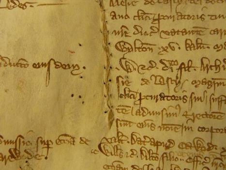 Ancient parchment's secrets revealed through DNA - CNET | Special Collections: digitization, new technologies | Scoop.it