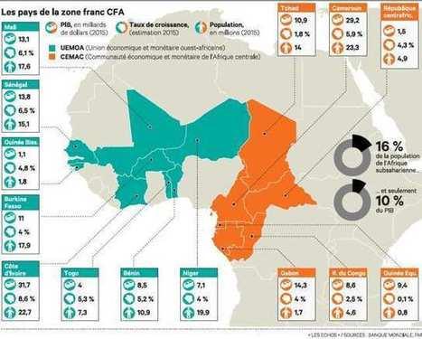 L'avenir du franc CFA: un dilemme monétaire, entre stabilité et croissance | Voix Africaine: Afrique Infos | Scoop.it