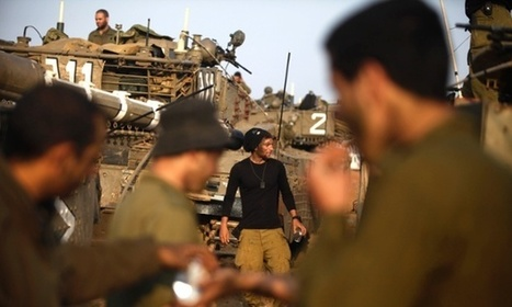 Nov23: #Israel #Gaza: truce talks ongoing in Cairo, Hamas is using journalists as human shields? | Egyptday1 | Scoop.it