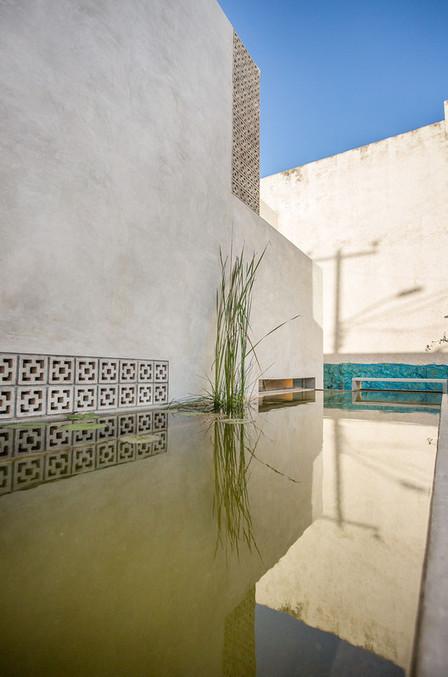 [Merida, Yucatan, Mexico] Casa Gabriela / TACO taller de arquitectura contextual | The Architecture of the City | Scoop.it