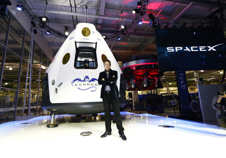 Elon Musk: A Million Humans Could Live on Mars By the 2060s | The NewSpace Daily | Scoop.it