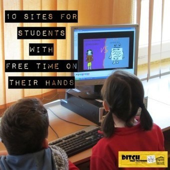 10 sites for students with free time on their hands | 406TechToys | Scoop.it