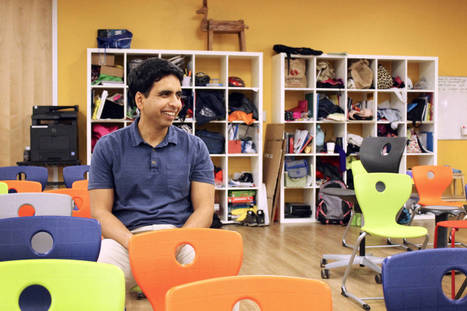 How Khan Academy's Founder Designs a Brick and Mortar School for Kids | MOOC & EDUCATION | Scoop.it