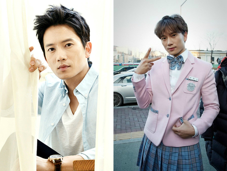 8 Hot Male Actors Cross-dressing in K-Dramas | Cinema of the world | Scoop.it