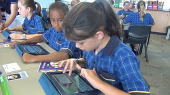 iPad uPad wePad; Going 1-1 at St Oliver Plunkett | Featherbed Lane Library | Scoop.it