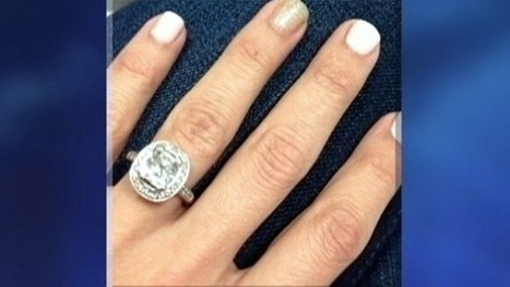 Calif. Husband Sells $23,000 Ring for $10 | It's Show Prep for Radio | Scoop.it