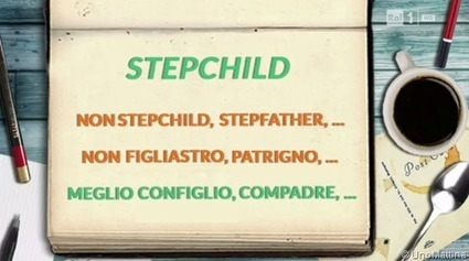 Terminologia etc. » » Da stepchild a configlio | Lexicool.com Web Review | Scoop.it