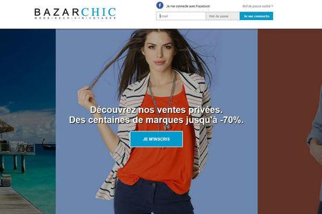 BazarChic : le luxe, du produit... à la livraison | LAB LUXURY and RETAIL : Marketing, Retail, Expérience Client, Luxe, Smart Store, Future of Retail, Commerce Connecté, Omnicanal, Communication, Influence, Réseaux Sociaux, Digital | Scoop.it