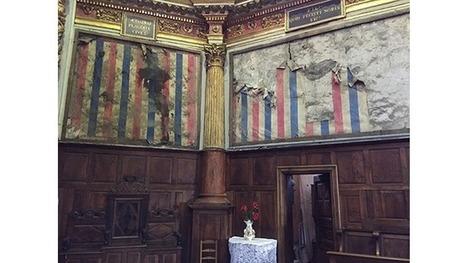 L'église de Tarascon-sur-Ariège rédécouvre son décor révolutionnaire | L'observateur du patrimoine | Scoop.it