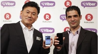 Viber messaging app in Japanese deal | Mobile & Technology | Scoop.it