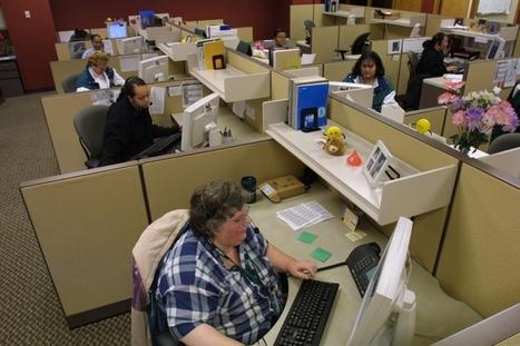 Les abonnements téléphoniques en baisse, ont un coût salarial  - France Inter | emplois dans la filière des télécoms | Scoop.it