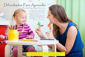 Dificultades Para Aprender : Carta de un niño disléxico a su maestra | Recursos y novedades DISCLAM | Scoop.it