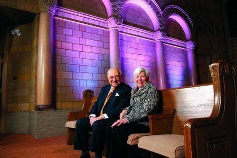 Maltzes raise CWRU gift to $30 million | Cleveland Jewish Community | Scoop.it