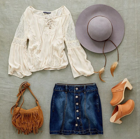 Autumn Wardrobe For Boho Outfit Ideas » Celebrity Fashion, Outfit Trends And Beauty News | Fashion Style And Beauty Tips | Scoop.it