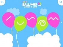 Smart Balloons: Learning to Write   Apps for Children with Special Needs   Scoop.it