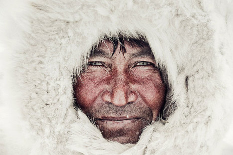 Photographer Captures Portraits Of Disappearing Tribal Groups | Anthropology | Scoop.it