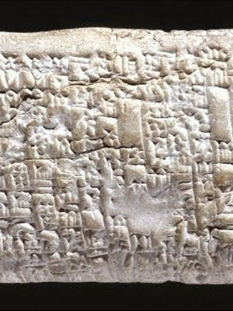9 More of the Oldest Objects Ever Found | Strange days indeed... | Scoop.it