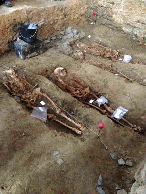 Fouilles archéologiques : l'Inrap a multiplié les découvertes à Rennes sur le lieu d'un projet de centre des congrès à 100 millions d'euros - Lagazette.fr   Merveilles - Marvels   Scoop.it