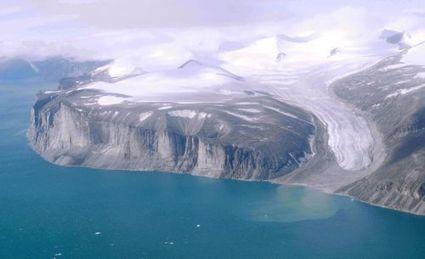 En Arctique, ce siècle est le plus chaud depuis au moins 44.000 ans | Agua | Scoop.it