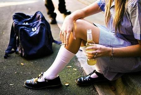 Teen drinkers at greater health risk | Alcohol use by teenagers | Scoop.it