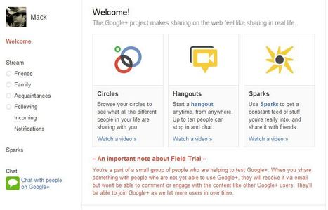 The key feature that neither Google+ or Facebook really addresses | Curation, Social Business and Beyond | Scoop.it