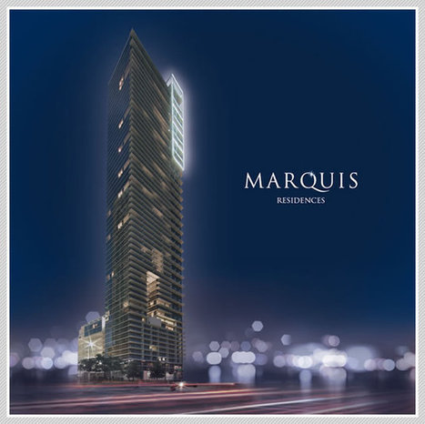 New Developments | Marquis Residences, Sophisticated Condo Living In the Heart of the Arts & Entertainment Corridor of Downtown Miami, Florida | CONDOS AND HOUSES FOR RENT IN MIAMI | Scoop.it