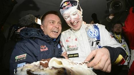 Rally Sweden Jari-Matti Latvala Jost Capito Volskwagen - wrc.com | Rallys | Scoop.it
