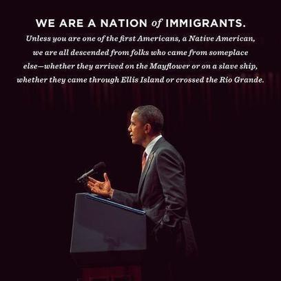 Twitter / BarackObama: Retweet if you are proud that ... | My Migration Daily | Scoop.it
