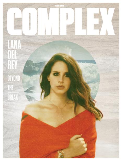 Lana Del Rey Interview: Against the Grain 2014 Cover Story | Lana Del Rey - Lizzy Grant | Scoop.it