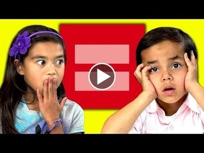 Watch This: How Kids React To Gay Marriage! | Best Babies Laughing Video | Scoop.it