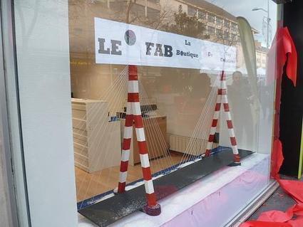 Le Fab : une boutique à Saint Nazaire | Fab(rication)Lab(oratories) | Scoop.it