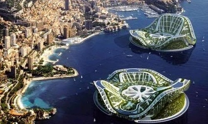 Has the time come for floating cities? | green streets | Scoop.it