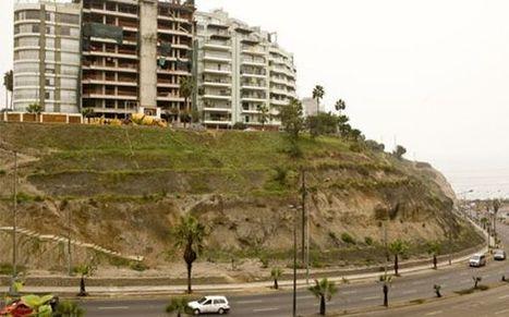 Barranco aprueba venta de parte del acantilado de la Costa Verde   Perú   Scoop.it