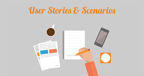 User Stories and Scenarios in UX Design - Designmodo | Expertiential Design | Scoop.it