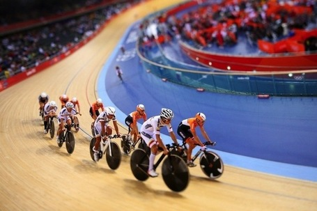 Amazing Tilt-Shift Photography at the Olympics - My Modern Metropolis | Symbols | Scoop.it