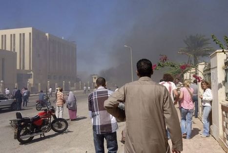 Grenades fired in Cairo, 6 troops killed near Suez Canal after protesters die | ''SNIPPITS'' | Scoop.it