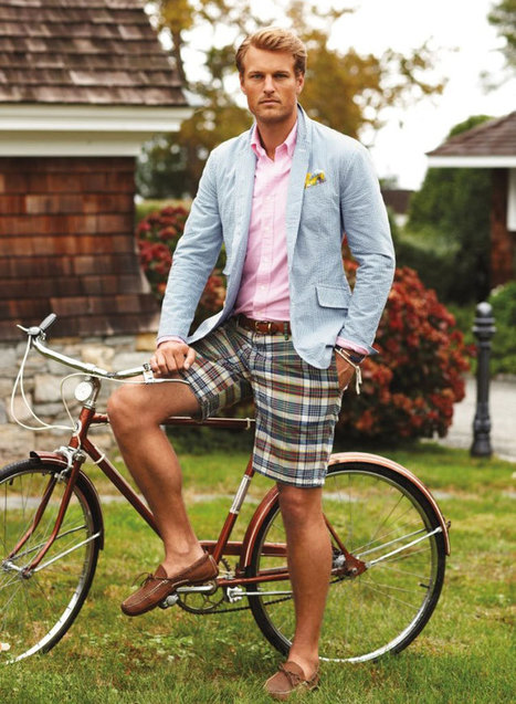 The Complete Guide to Men's Shorts for Summer 2013 | Mens fashion | Scoop.it