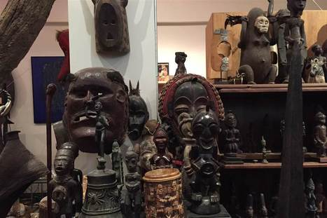 An African Art Collection Grows in Brooklyn | Black History Month Resources | Scoop.it