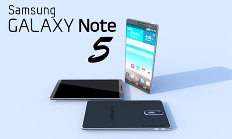 Galaxy Note 5 Making Early Debut to Conquer the World against iPhone 6s | Android mobiles | Scoop.it