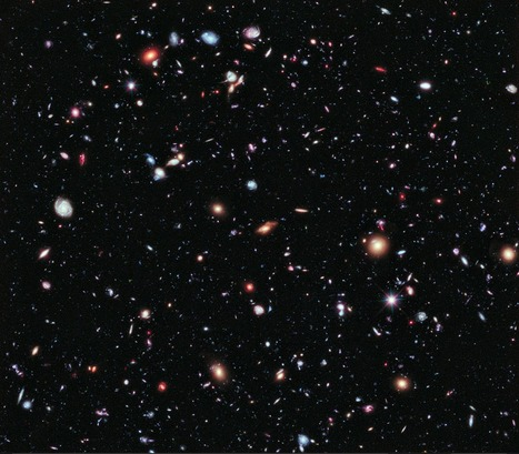 Hubble goes to the eXtreme to assemble the deepest ever view of the Universe | Nauka | Scoop.it