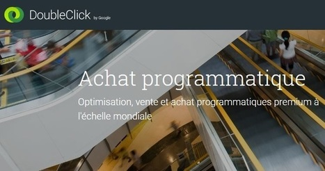 Google se lance dans la publicité native programmatique via DoubleClick | Geeks | Scoop.it