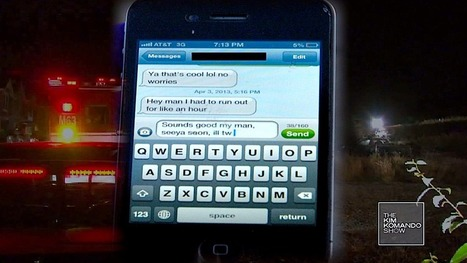 The tragedies of texting and driving   Responsible Digital Citizenship   Scoop.it