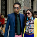 Street Style: Shanghai Fashion Week [Gallery] | Société Perrier | Fab Fashions | Scoop.it