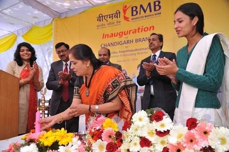 Inde : la banque publique des femmes se développe | A Voice of Our Own | Scoop.it