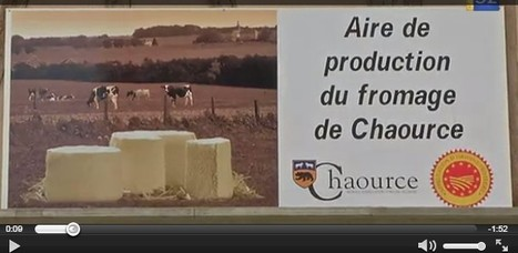 Le Chaource affine sa communication   The Voice of Cheese   Scoop.it