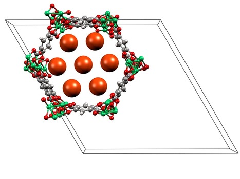 Transition metal material captures inert neon   SACE and IB Chemistry at PAC   Scoop.it