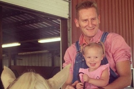 Rory Feek Shares Daughter Indiana's Pneumonia Scare | Country Music Today | Scoop.it