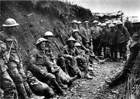 CENSURE – Les lettres des soldats britanniques écrites pendant la grande guerre finalement publiées | Merveilles - Marvels | Scoop.it