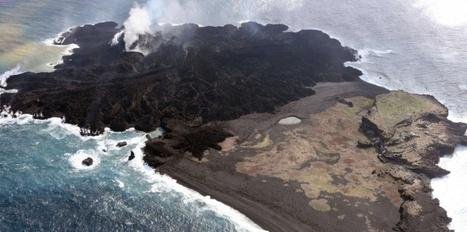 JAPON. L'effondrement d'une île pourrait provoquer untsunami | Japan Tsunami | Scoop.it